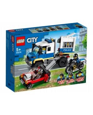 LEGO 60276 City Policyjny...