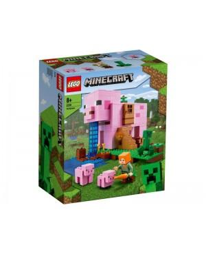 LEGO 21170 Minecraft Dom w...