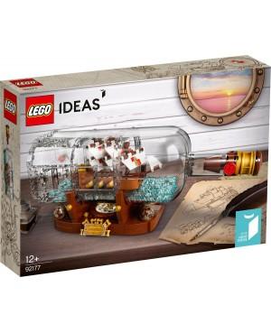 LEGO 92177 IDEAS Statek w...