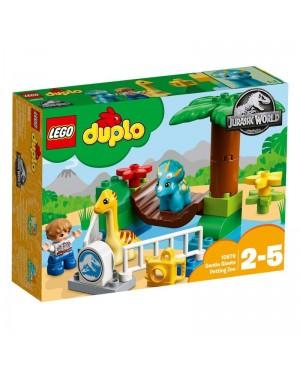 LEGO 10879 DUPLO Jurassic World: Minizoo Łagodne olbrzymy