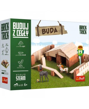 Brick Trick 60867 Buduj Z Cegły Buda