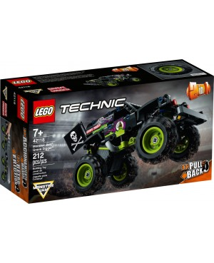 LEGO 42118 Technic Monster...