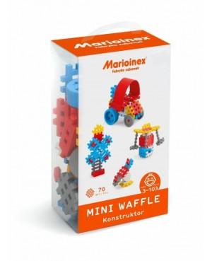 Marioinex waffle mini 70...