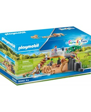 Playmobil 70343 Family Fun...