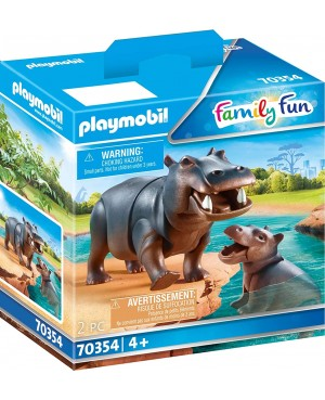 Playmobil 70354 Family Fun...