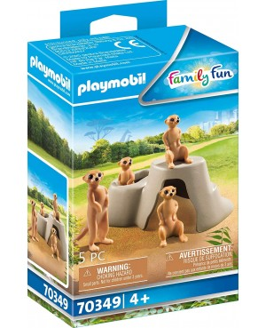 Playmobil 70349 Family Fun...