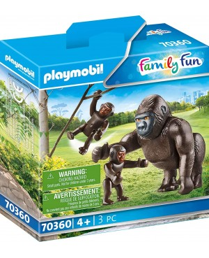 Playmobil 70360 Family Fun...