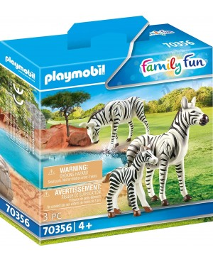 Playmobil 70356 Family Fun...