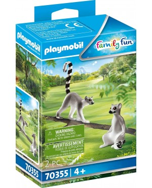 Playmobil 70355 Family Fun...