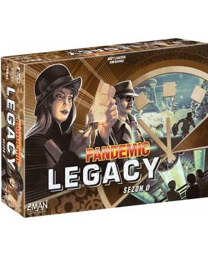 Pandemic Legacy Sezon 0 gra...