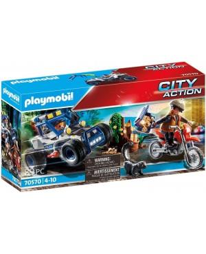 Playmobil 70570 Pościg...