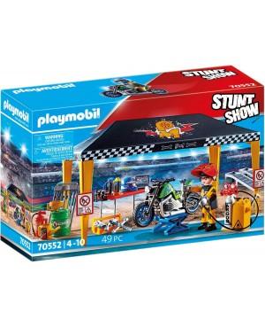 Playmobil 70552 Stunt Show...