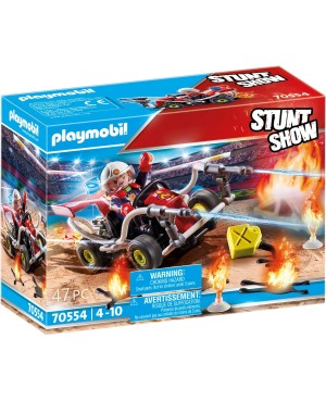 Playmobil 70554 Stunt Show...