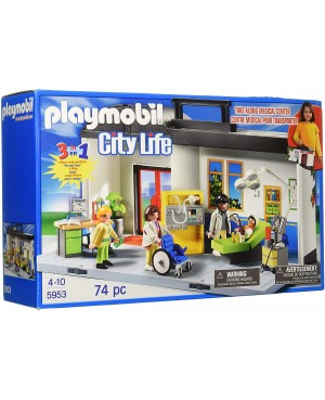 Playmobil 5953 City Life...