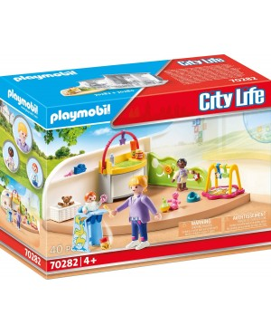 Playmobil 70282 City Life...