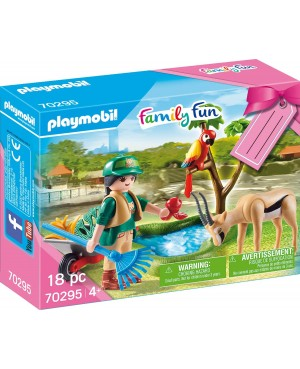 Playmobil 70295 Family Fun...