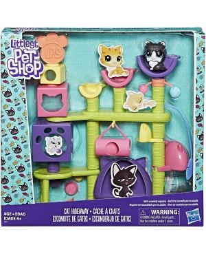 Littlest Pet shop Koci plac zabaw e2127 Hasbro