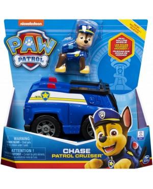 Pojazd z figurką, Chase Psi...