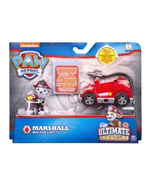 Figurka z mini pojazdem Psi Patrol - Marshall Spin Master