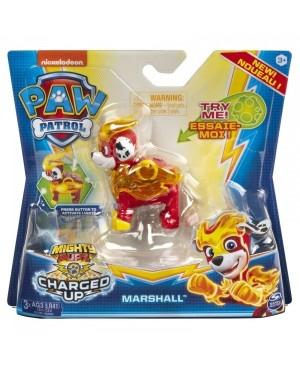 Figurka PSI PATROL Mighty Pups Marshall Spin Master