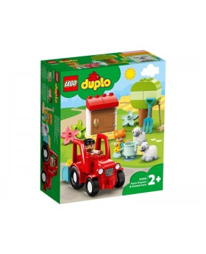LEGO DUPLO 10950 Traktor i zwierzęta gospodarskie