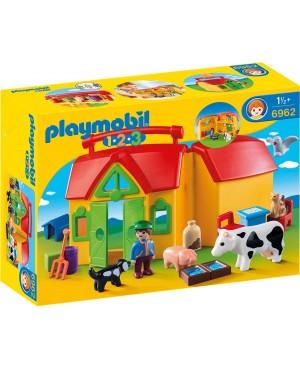 Playmobil 6962 1.2.3  Moje...