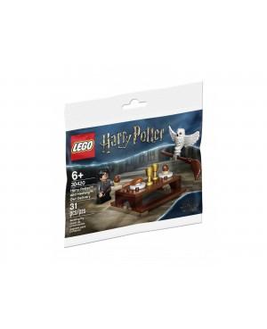 LEGO Harry Potter 30420 Harry i Hedwiga przesyłka dostarczona przez sowę