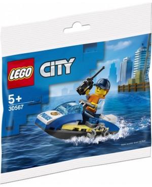 LEGO City 30567 Policyjny...