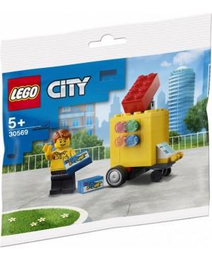 Lego City 30569 Stoisko LEGO