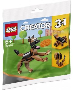 LEGO Creator 30578 Owczarek...