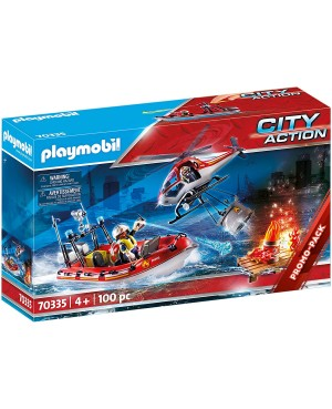 Playmobil 70335 City Action...