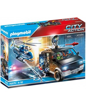 Playmobil 70575 City Action...
