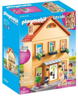 Playmobil 70014 City Life...