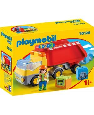 Playmobil 70126 1.2.3 Wywrotka