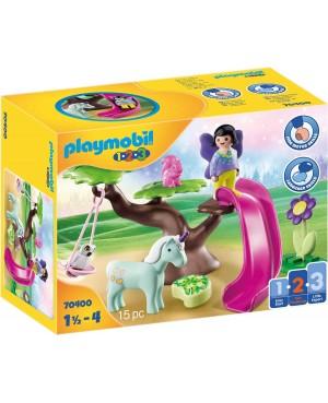 Playmobil 70400 1.2.3 Plac zabaw wróżek