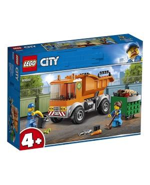 KLOCKI LEGO 60220 CITY...