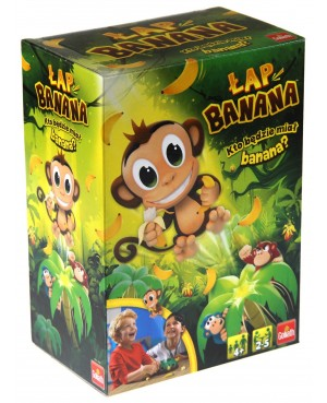 Łap banana gra...