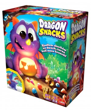 Dragon Snack gra...