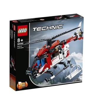 KLOCKI LEGO 42092 TECHNIC...