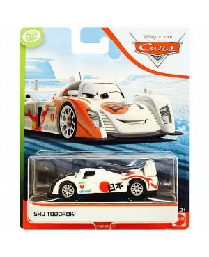 Shu Todoroki  Autka Cars resorak Mattel