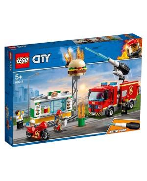 KLOCKI LEGO 60214 CITY NA...