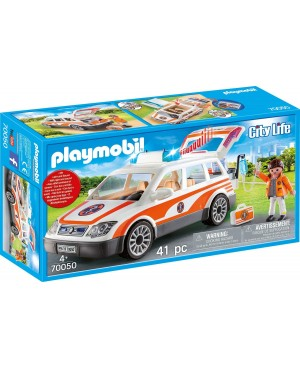 Playmobil 70050 City Life...