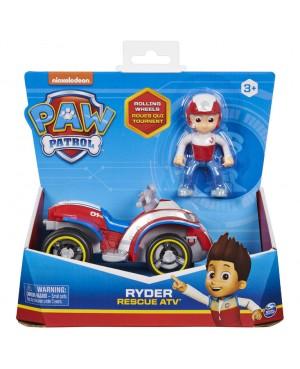 Psi Patrol Pojazd z figurką...