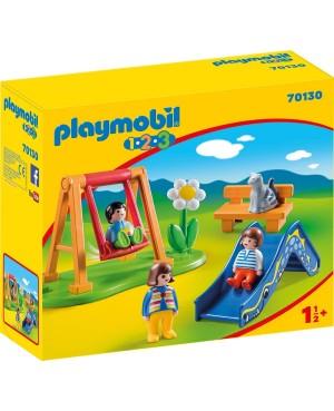 Playmobil 70130 1.2.3 Plac...