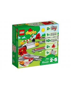 LEGO 10882 Duplo Tory kolejowe