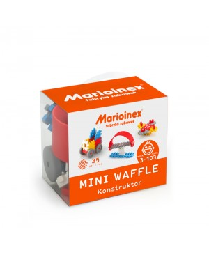 Marioinex Mini Waffle...