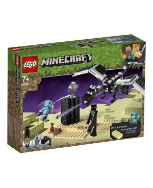 KLOCKI LEGO 21151 MINECRAFT...
