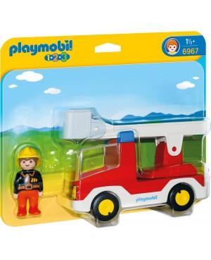Playmobil 6967 1.2.3 Wóz...