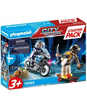 Playmobil 70502 City Action...