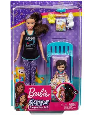 Barbie Skipper Opiekunka...